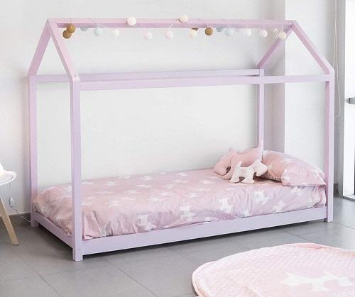 cama bebe montessori casa precio