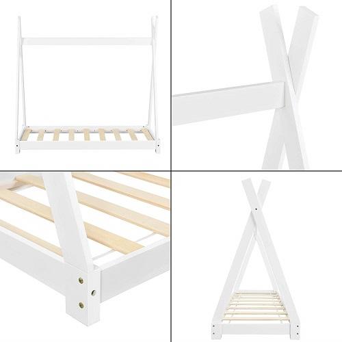 cama montessori casita tipi